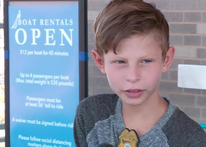Miles quieren a este niño de 9 años después de conocer su único deseo: una familia