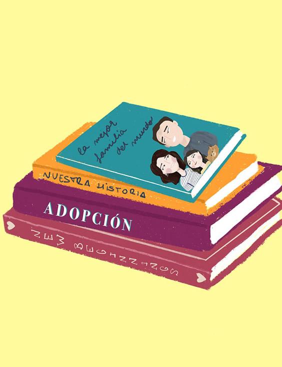Cuentos infantiles para explicar la adopción a los niños
